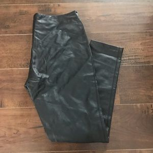 Venus Faux Leather Legging Pants